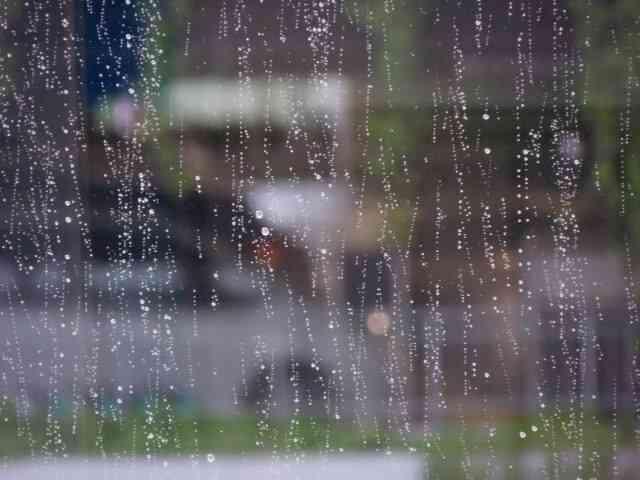 湿度が高い梅雨は、模型塗装には不向きな時期。