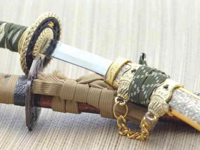 日本刀のイメージ